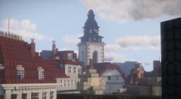 Stadtkirche Gießen, Gießen, Germany Minecraft
