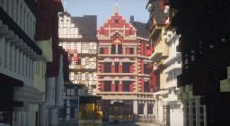 Haus Markt 11, Gießen, Germany Minecraft Map & Project