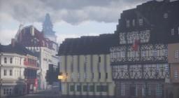 Weisel'sches Haus, Gießen, Germany Minecraft