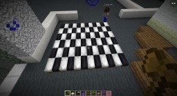 Tile Floor Design in Vanilla Minectaft! (Needs Worldedit) Minecraft