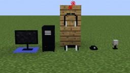 MinecraftTehnologyPack Minecraft Texture Pack