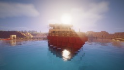 Cruise ship | Acapulco Minecraft Map & Project