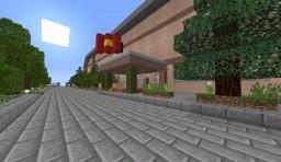 Elementary School ,,Ilija Kisic'' Minecraft Map & Project