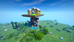Casa Mikellino Minecraft Map & Project