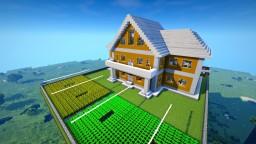 casa de Mikellino (Parte 2) Minecraft Map & Project