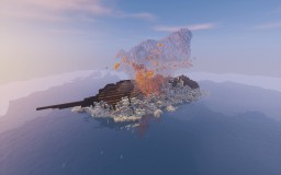 Sinking Ship Minecraft Map & Project