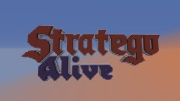 Stratego Alive Minecraft Map & Project