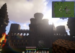 Medieval Castle Update 3 Minecraft Map & Project