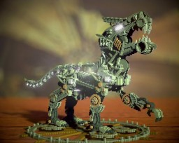 Robot Dog Minecraft Map & Project