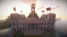 Reichstag Island (1936) Minecraft Map & Project