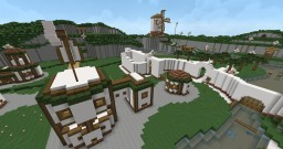 [Super Mario Sunshine] Bianco Hills Minecraft Map & Project