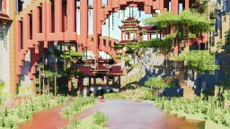chinese valley - Saphire Studios Minecraft Map & Project