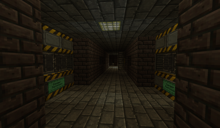 Radiasion Shelter Underground