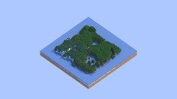 Lost Island Terraforming Contest Four Seasons Theme Minecraft