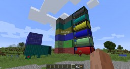 [FVTM-Addon] Heavy Cargo Pack (1.12.+ || Forge) Minecraft Mod
