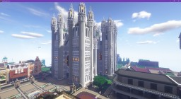 Opaudee Cathedral Minecraft Map & Project