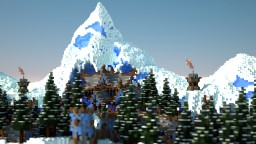 Shivering Peak Minecraft Map & Project