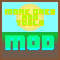 Mo' Ore's And Tools 1.12.2 Minecraft Mod