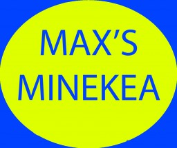 Max's Minekea Minecraft Map & Project