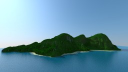 Te Fiti - Lost Island Terraforming Contest Minecraft Map & Project