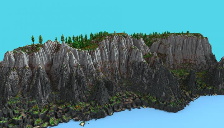 Popular Server Project : Vyth Enclave (2k x 2k) - PMC Lost Island Contest