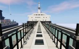 60's Oil Tanker Minecraft