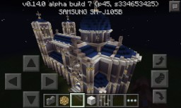 Azure Cathedral Minecraft Map & Project
