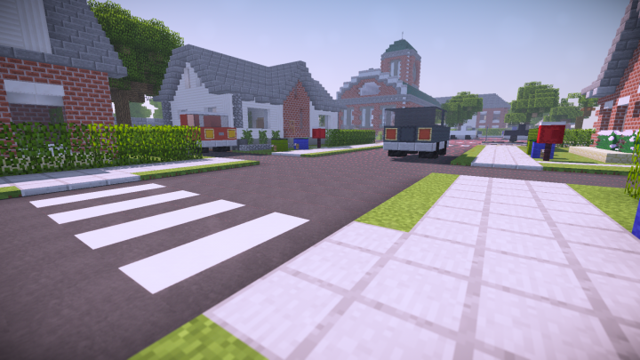 The city is Oldvale by Eivisxp which I modified with my Blocks