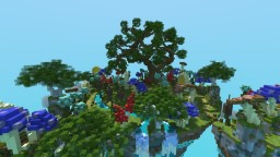 Fantasy Island Hub Minecraft Map & Project