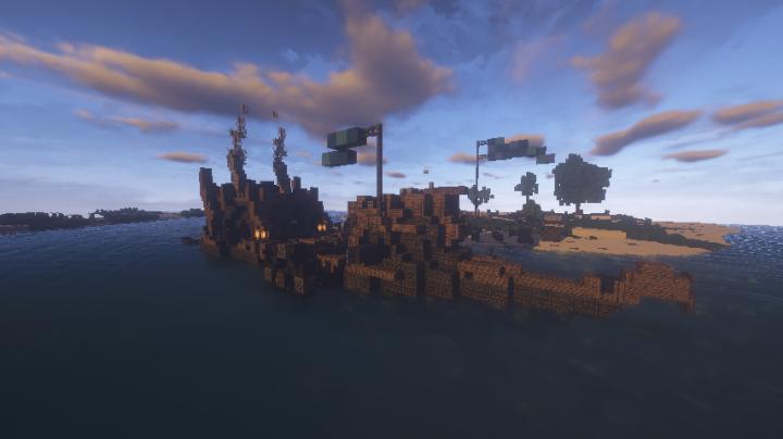 Ship concept! pre-sail