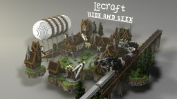 Steampunk island Minecraft Map & Project