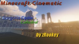 Gorgonia Castle + Cathedral (+Download) | by zRookey Minecraft Map & Project