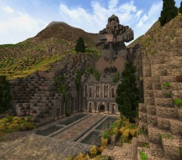 The Guardian Minecraft Map & Project