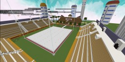 Dragon Ball Z - Tenkaichi Budokai - World Martial Arts Tournament - Arena Minecraft Map & Project