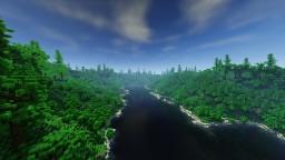 Forgotten Shores - Survival Island Minecraft Map & Project