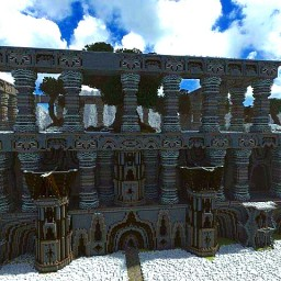Congelés Minecraft Map & Project