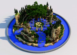 Lobby Nature Minecraft Map & Project