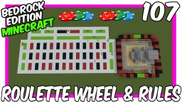 How To Build & Play Roulette In Minecraft Minecraft Map & Project