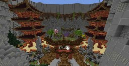 Server Hub: Made for the server Strafe.us with Zakoi and Daabae (Sadly server died). Minecraft Map & Project