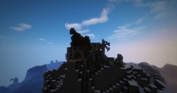 Mountain outpost fort Minecraft Map & Project