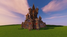 """Chateau"" by ClemsDX Minecraft Map & Project"