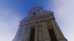 Sant'Ignazio Church, Rome (+ download) Minecraft