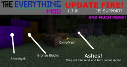 The Everything Mod Minecraft Mod