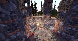 HardCast | Spawn 300x300 Minecraft Map & Project
