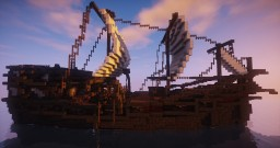 Wavebreaker - Gottwald's Mainship Minecraft Map & Project