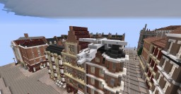 Harry Potter Ukrainian Ironbelly on xix century city Minecraft Map & Project