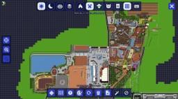 Phantasialand Minecraft Map & Project