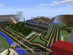 Minecraft College Minecraft Map & Project