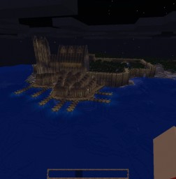 Queen's Landing - Medieval City Minecraft Map & Project