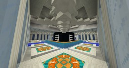 My base in The End Minecraft Map & Project